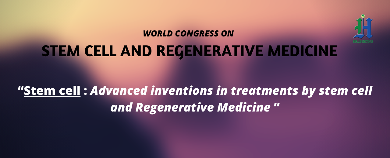 Cell and Regenerative Medicine